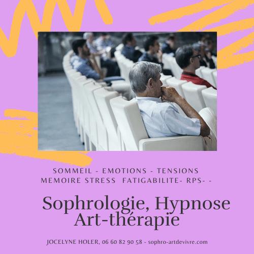 Sophrologie, Hypnose, Art-Thérapie Logo (22)